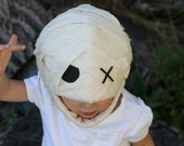 Special Sale-- Mummy Mask size Small Child