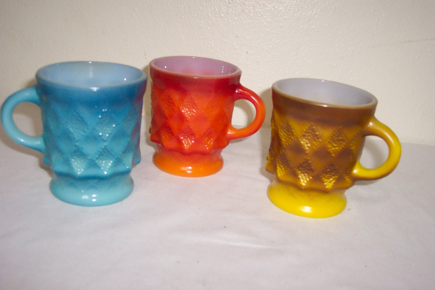 Image Result For Fire King Coffee Mugs