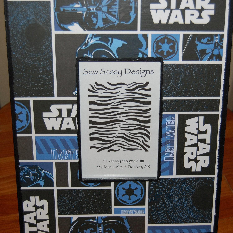 Star Wars Darth Vader Picture Frame 4x6