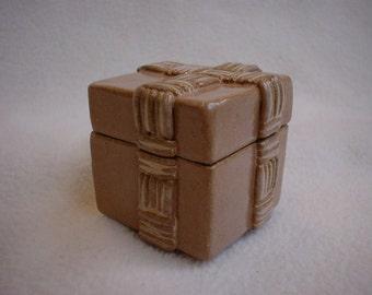 BOX -beige-
