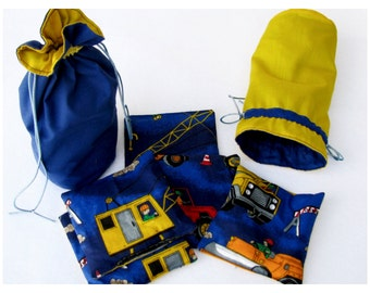 Bean Bags, Heavy Equipment Fabric with Storage Bag