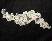 White lace, wedding, bridal