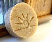 Herbal Lavender Soap / All Natural Organic Soap / Lavender Lyric