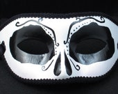 El Muerto Mask, Day of the Dead Style Eyemask