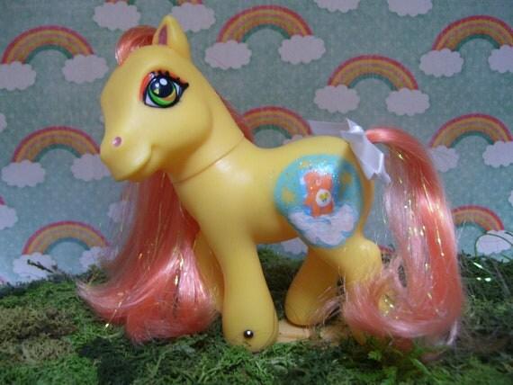 Custom My Little Pony - Friend Bear