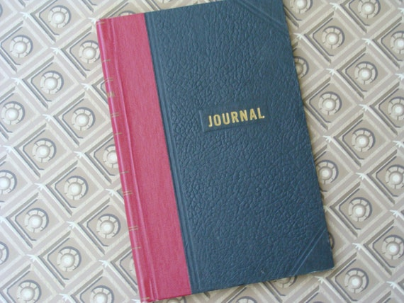 how to make your own leather journal