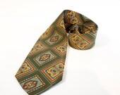 Vintage 1960s Tie - by Higbee's Alumni Shop