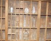 Antique Miniature Medicine Bottle Collection