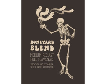 Boneyard Blend Poster