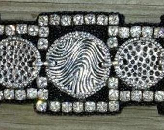 Gorgeous Geometric Beaded Bracelet