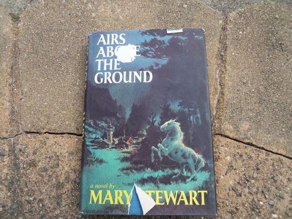 Airs above the ground by mary stewart summary of the book