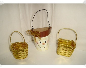 Baskets for Crafting/Assorted/ Craft Supplies**