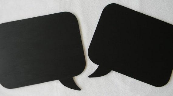 nikianderson2 - Rectangle Chalkboard Speech Bubbles