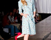 Dress Inspired by The 1940s by Tracy McElfresh