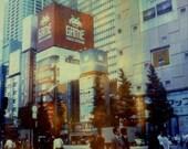 """6x6 """"Tokyo Dreaming"""" Polaroid Print - Free Postage"""