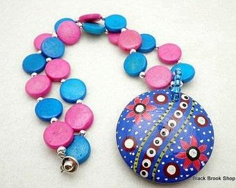 "Sale / On Sale / Clearance Jewelry / Jewelry on Sale / Marked Down / Jitterbug Necklace 16"" - NE00139"