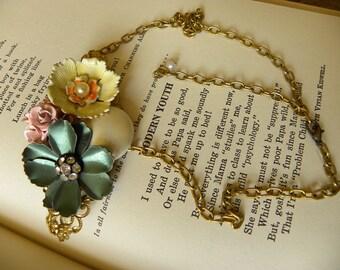 Moonlit Garden Necklace