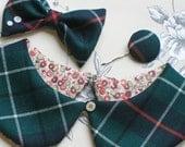 SALE. Peter pan collar set.