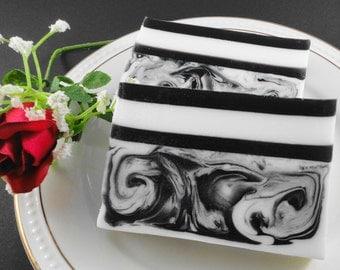 Soap - Fifty Shades Of Gray Inspired Men's Soap - Handmade Soap - SoapGarden