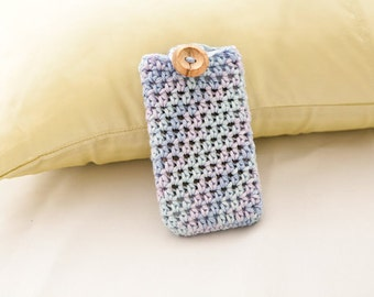 Crochet Pattern iPhone Case PDF - Crochet Cozy - Instant Download