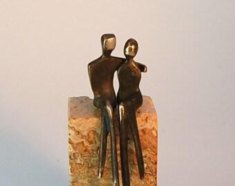 Little Caress: A Romantic Bronze Anniversary Gift