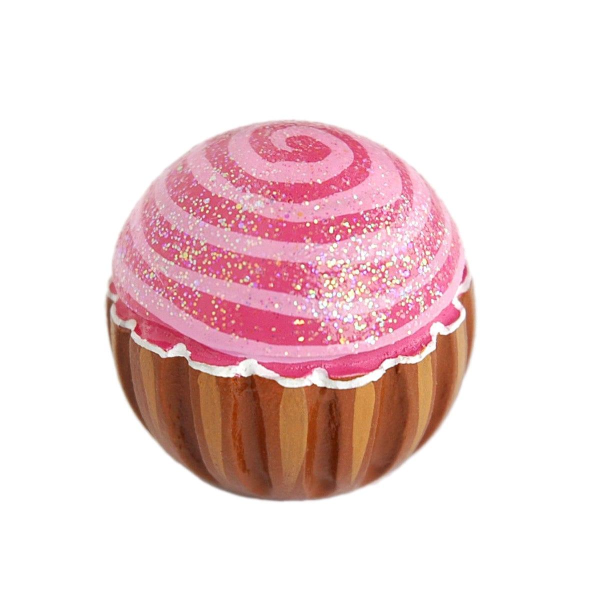 Cupcake Knob