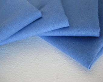 Cloth Napkins - French Blue - 100% Cotton