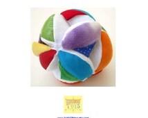 PATTERN Sensory Clutch Ball Sewing Pattern