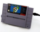 RESERVED for stephdfk - SNES Hard Drive - Super Mario World - 500gb