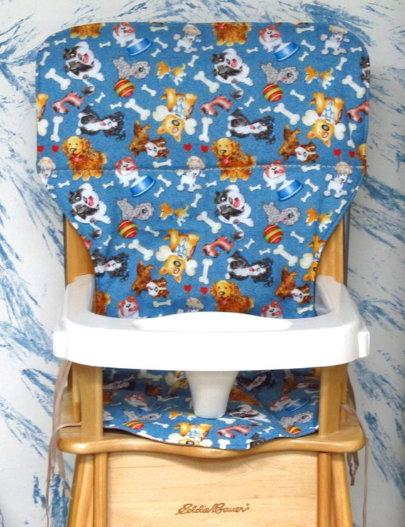 Jenny Lind Eddie Bauer Replacement High Chair By Sewingsilly