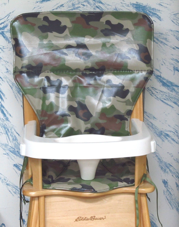 Eddie Bauer Jenny Lind Wipe Clean Laminate High Chair