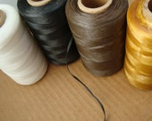 Large Bolt Aritificial Sinew Waxed Nylon thread very strong for crafts
