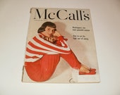 Vintage McCalls Magazine January 1951 - Vintage Ads Fashions Paper Ephemera Collectible Retro 1950s