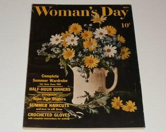 vintage womans day,May 1960,vintage ads,retro,vintage magazine,vintage crafts,vintage fashion,scrapbooking,vintage collectible,recipes,home