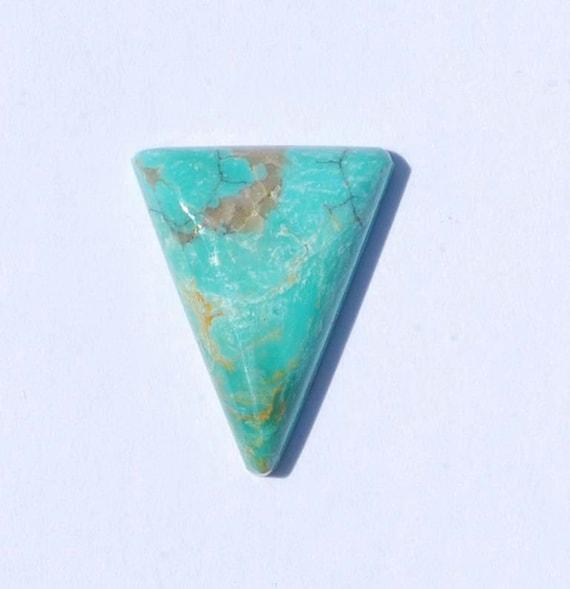 Patagonia Arizona Turquoise Triangle Cabochon