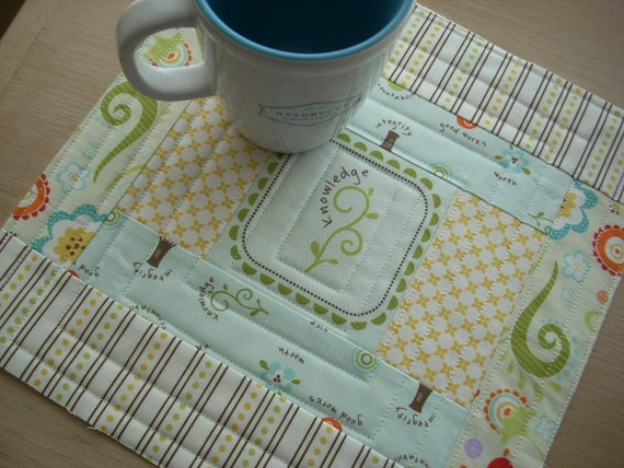 good life lunchmat - FREE SHIPPING