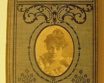 Homestead on the Hillside Victorian Book Mary J. Holmes Antique Lady Romance