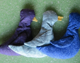 Blue Bird- Scented Boo boo buddy -  Hot/cold Therapy Packs - scented bean bag  -  lavender