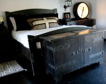Monterey Style Bed