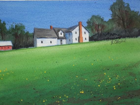 Jason Schimmell Farm House