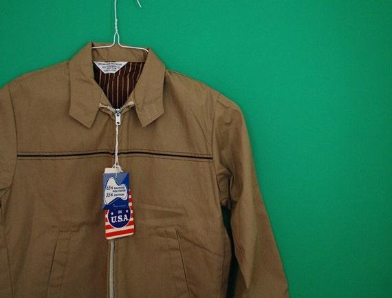 Vintage New Old Stock Junior Boy's Jacket- Size 14
