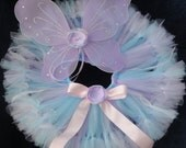Baby Girls Birthday Tutu Dress Outfit, Christmas Gifts, Sweet Dreams Fairy Tutu Skirt