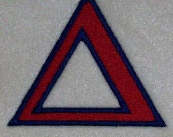 2 Color Greek Embroidery Machine Alphabet Font Monogram Set 2110 INSTANT DOWNLOAD