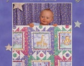 Playtime to Bedtime Quilts Pattern Soft Cover Book by Sharon Evans Yenter 15 Cuddly Quilts for Children