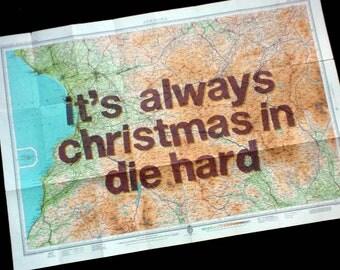 it's always christmas in die hard (2nd version)