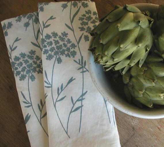 Dish Towel Sale: SALE Dish Towels Organic Linen Tea Towels Set Of By Madderroot
