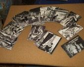 assorted Bernie Wrightson Frankenstein art cards