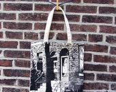Sunday Stroll Market Tote, in Black ON SALE