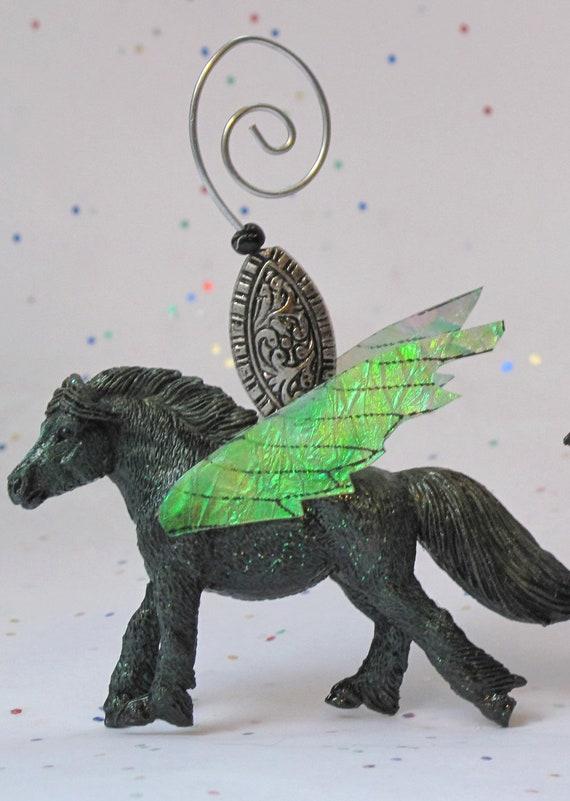 Horsenfeffer Fairy custom horse Ornament