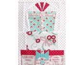 Gifts, Paper Pieced Pattern